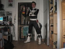 Black Ranger Cosplay by Red-Space-Ranger