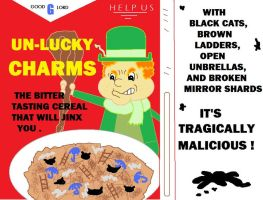 Un-Lucky Charms by AVRICCI