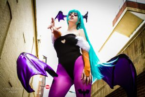 Morrigan 6 by Lily-in-Leather
