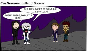 Castlevania - Filler of Sorrow by sdfjerryp