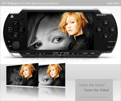 PSP - Julia Stiles :Jacket: by TebgDoran