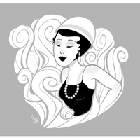 The Roaring Twenties by CloudBrownie