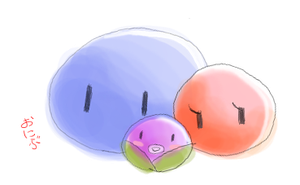 dango family by Malabee