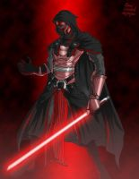 Dark Lord of the Sith by ssejllenrad2