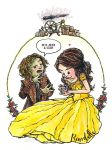 Rumbelle by iAngell
