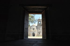 Mission San Jose by siobhanleigh