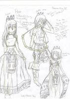 .:New Shaman King OC:. by alexpc901