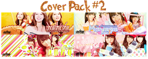 Cover Pack #2 - Sooyoung - Mayuyu - Miichan by sophie-ddh