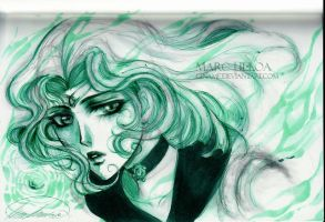 Sailor Neptune Sketch by Giname