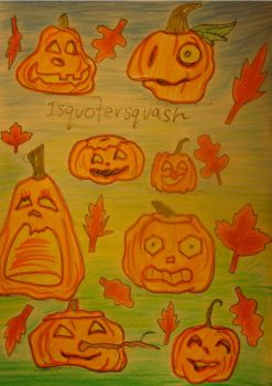 Pumpkins! by NancySpugen