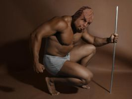 Worf by HandsomeLass