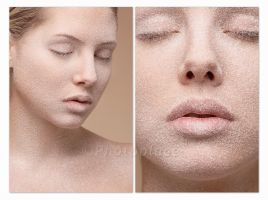 fine-grained powder by photoplace