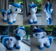 Shining Armor Colt Plush Purse by meplushyou