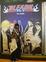 Kaname Tosen loves Bleach by kanametousen