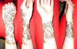 Henna Tattoo 4 by Feivelyn