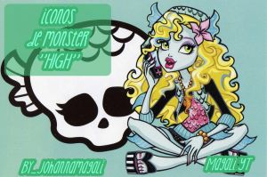 Pack De Iconos De Monster High by Johannamagali