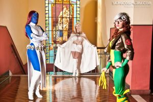 X-men Cosplay Group by Yukilefay