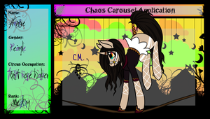 Angire Chaos Carousel by EmilyxPeppy