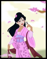 Disney: Mulan by FreeWingsS