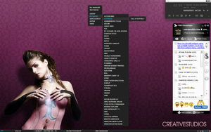 Desktop Dec 2006 by Creative-Studios