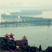 Mo Hill, Wuhan by JeanFan