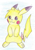Neon the real pikachu by Sonic201000