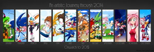 Summary Meme 2014 by SweetSilvy