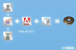 How we do it by IconBlock