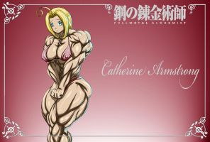SUPER CATHERINE ARMSTRONG by B9TRIBECA