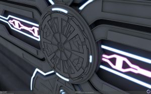 Halo Ring WIP Render #3 by n4orcer