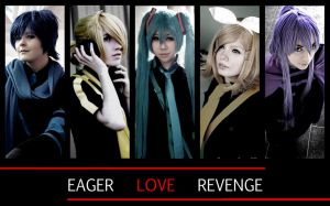 EAGER LOVE REVENGE by YnTsuzuki