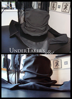 Undertakers Hat by Crazzity