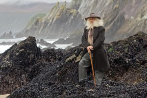 Walt Whitman in Ireland by cprmay