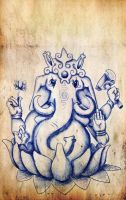 Ganesh by RILLAH