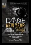New Year / Dance Party Flyer by Dilanr