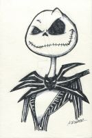 30MM Jack Skellington by RobKramer