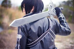 Sword Art Online : Kirito Ready by stillreflection