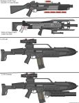 Military Weapon Variants 39 by Marksman104