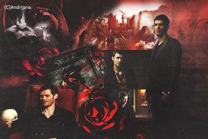 Joseph Morgan-TVD by AnGel-Perroni