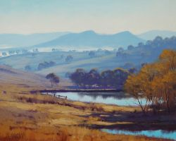 Bathurst Dams by artsaus