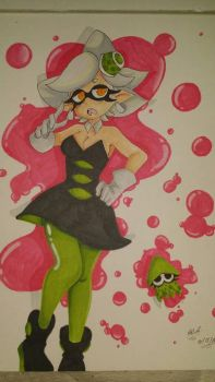 Marie. by Time-Flux