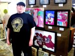 Drew Schermick Art One Gallery 11-06-14 by drewschermick