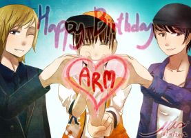 HBD to Arm by mymu2