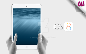 Ios-8-official-ipad by WallforAll