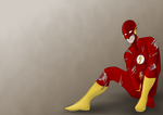 Time Out_Wally West by lauri244