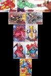 Avengers Age of Ultron Sketch Cards 2 by SaviorsSon