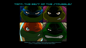 TMNT TBOTS 4 Future Turtles HD by theblindalley