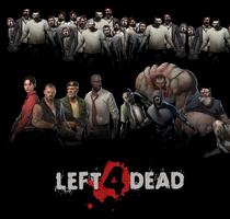 Left 4 Dead Wallpaper by TDIn6teenPwn
