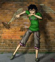 Dragon Without Wings - Tatsuki by anifanatical