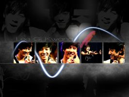 Kwang Wallpaper Black by o0oxangelo0o